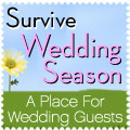 survive wedding season blog