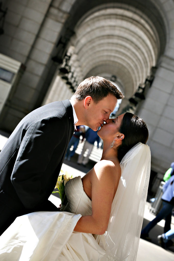 union station washington dc wedding photos