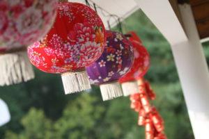 chinese paper lanterns wedding