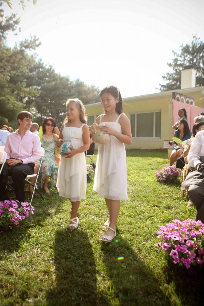 water unity ceremony wedding