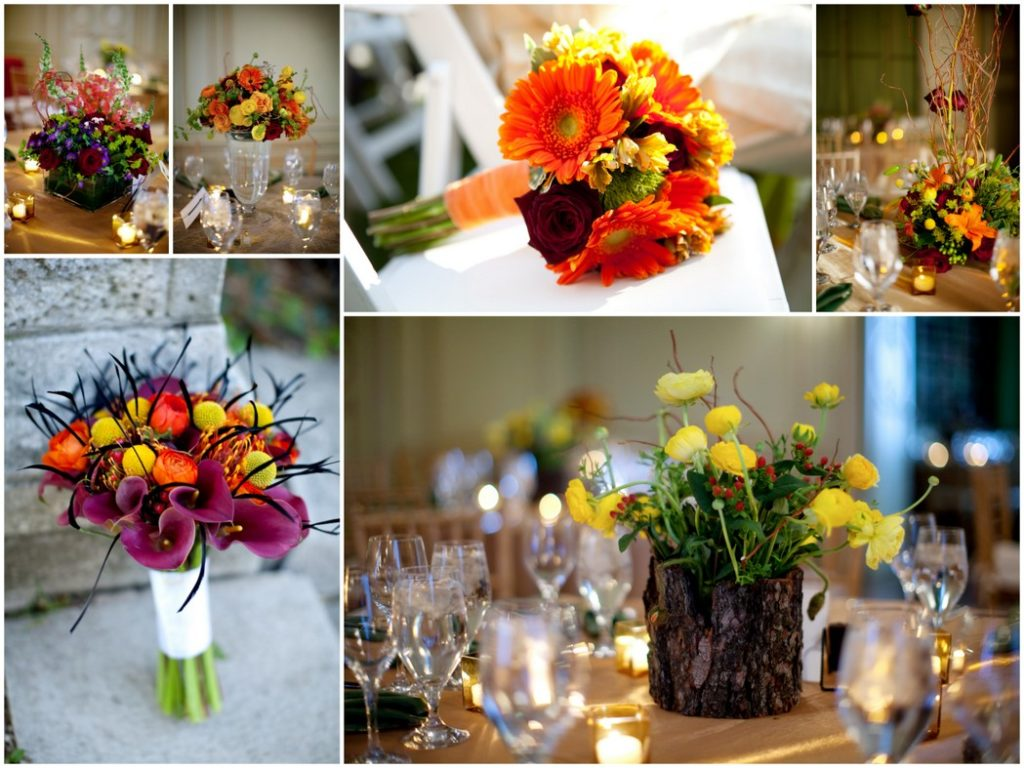 Meridian House Washington DC wedding flowers Davincis Florist