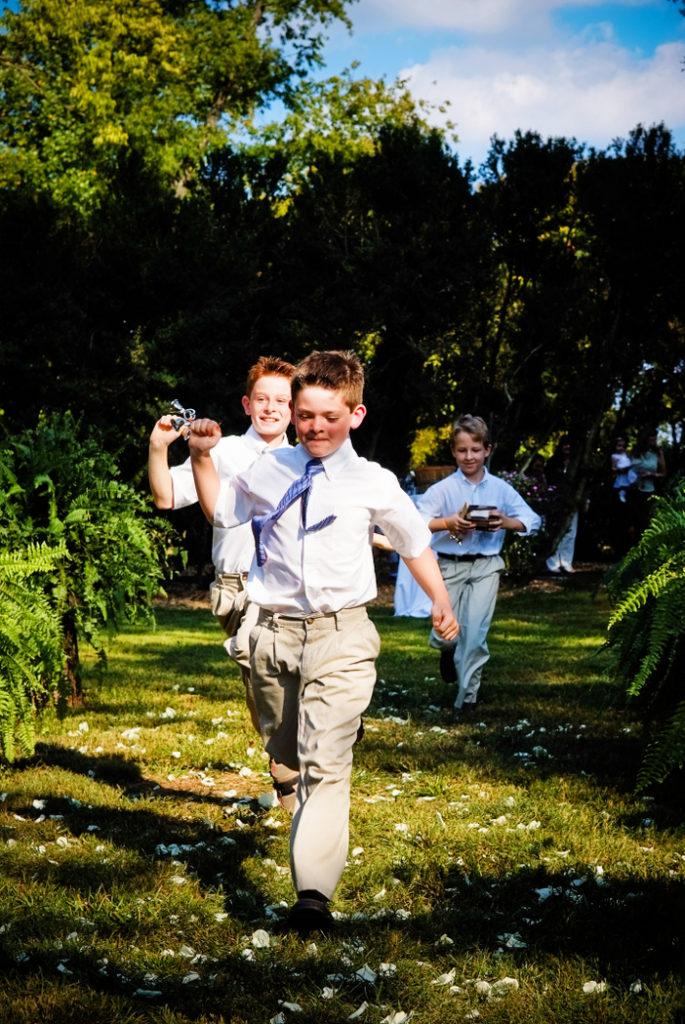 ring-bearers-wedding-ceremony-bells