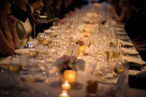 Hay Adams Hotel wedding rehearsal dinner washington dc