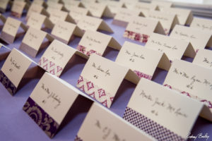 difference between escort cards and place cards