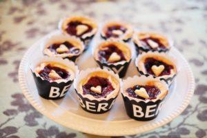 pie sisters cuppies washington dc wedding