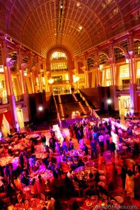 Ronald Reagan Building Wedding DC Atrium