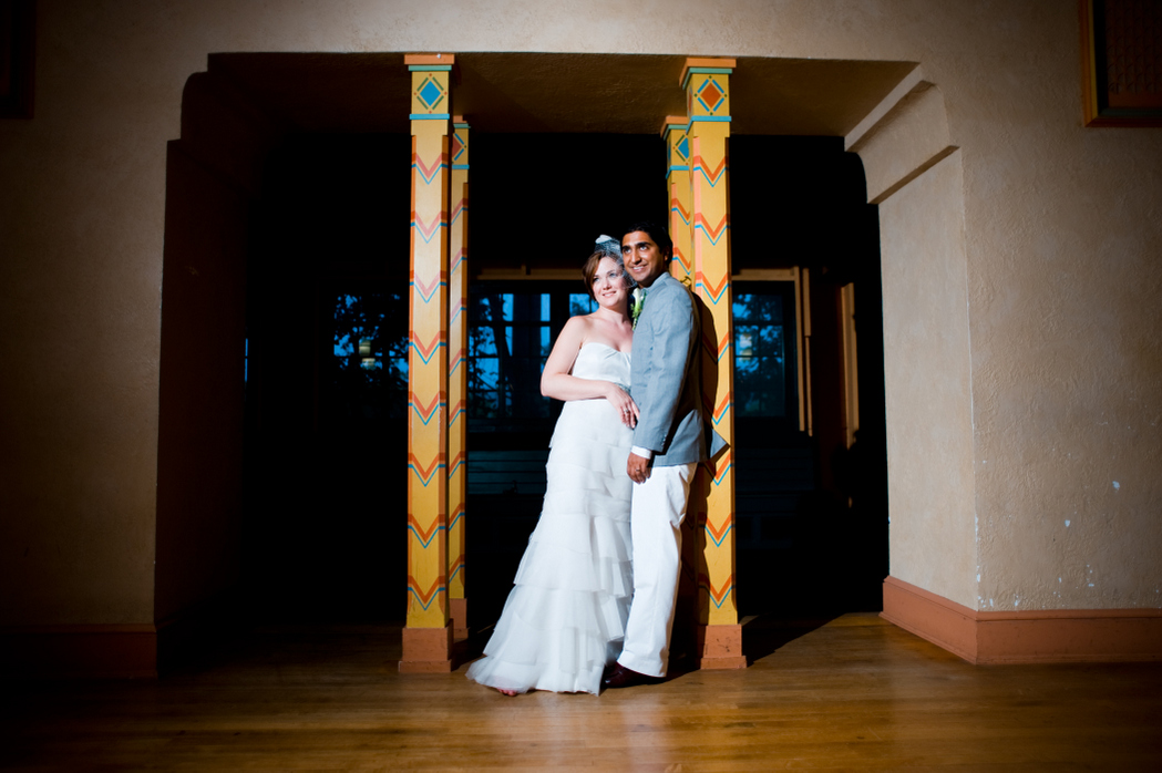 indian fusion wedding Spanish Ballroom Glen Echo park