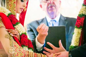 indian fusion wedding Washington DC Mayflower Hotel interfaith ceremony