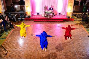 indian fusion wedding Washington DC Mayflower Hotel university of maryland bhangra dance