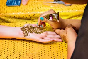 indian wedding Washington DC coed mehndi party bhavna naik henna artist