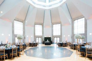 ronald-reagan-building-pavilion-washington-dc-wedding-black-white-silver
