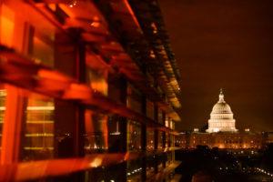 washington dc wedding newseum terrace capitol view