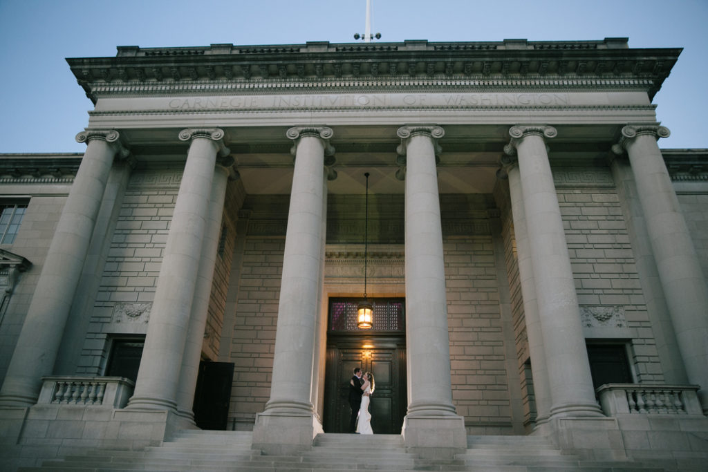 Carnegie-Institute-of-Science-Washington-DC-wedding-summer