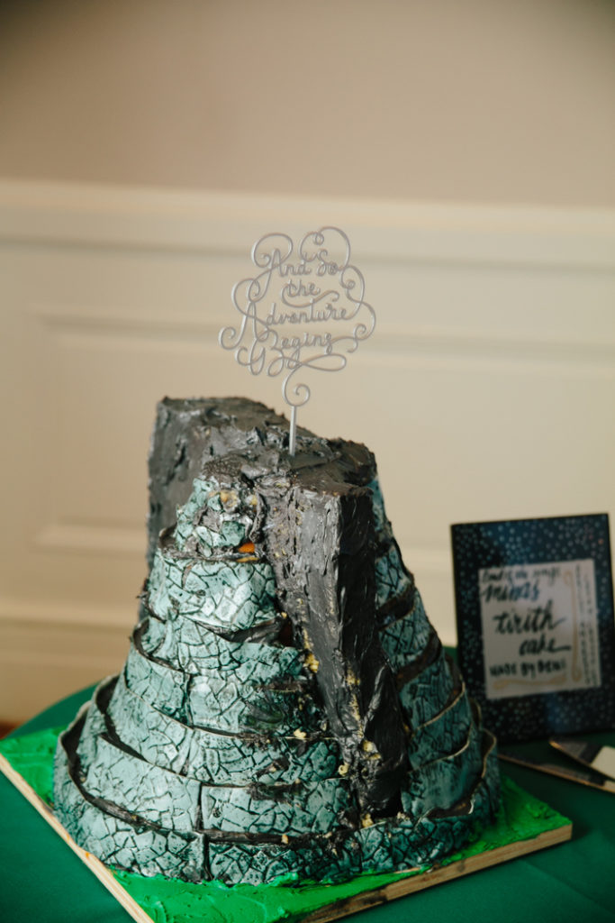 Lord-of-the-Rings-wedding-cake