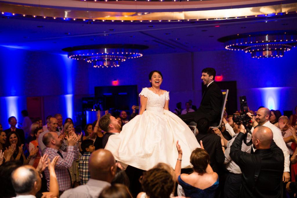 Renaissance Arlington Capitol View Hotel jewish wedding