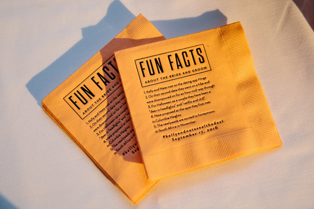 fun-facts-bride-groom-wedding-cocktail-napkins