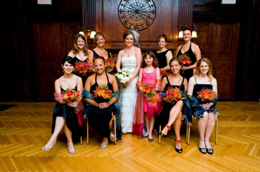 bridesmaids gifts wraps