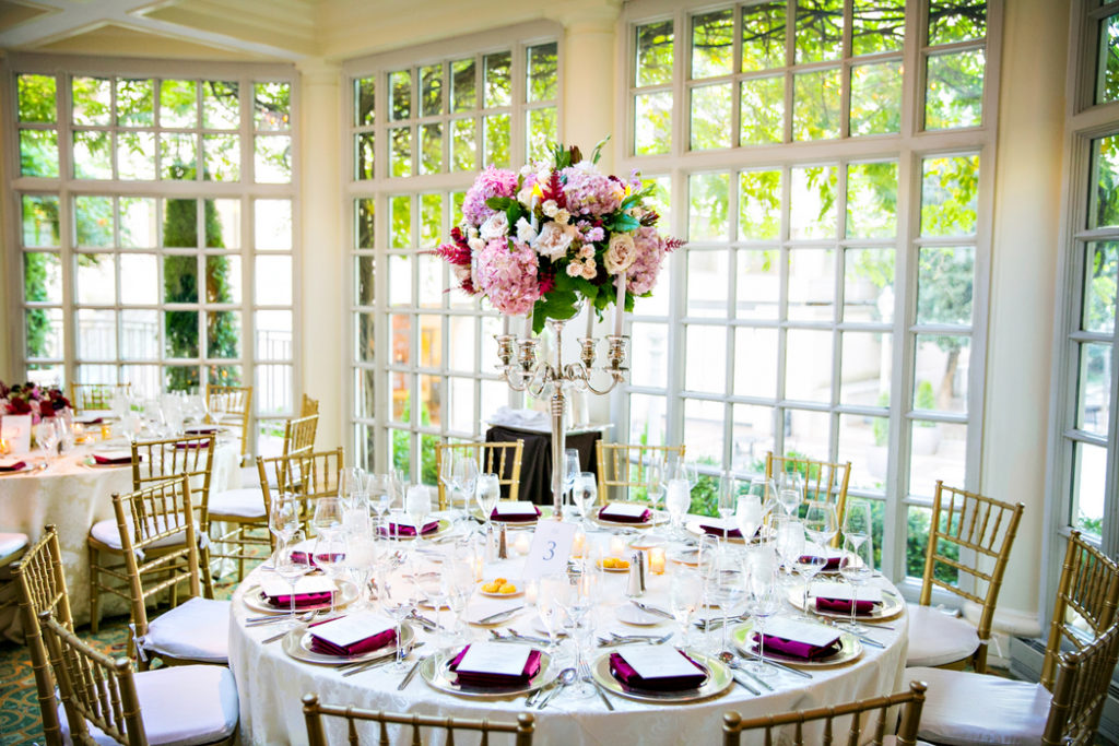 floral-centerpiece-tall-burgundy-pink-ivory-fall-fairmont-washington-dc