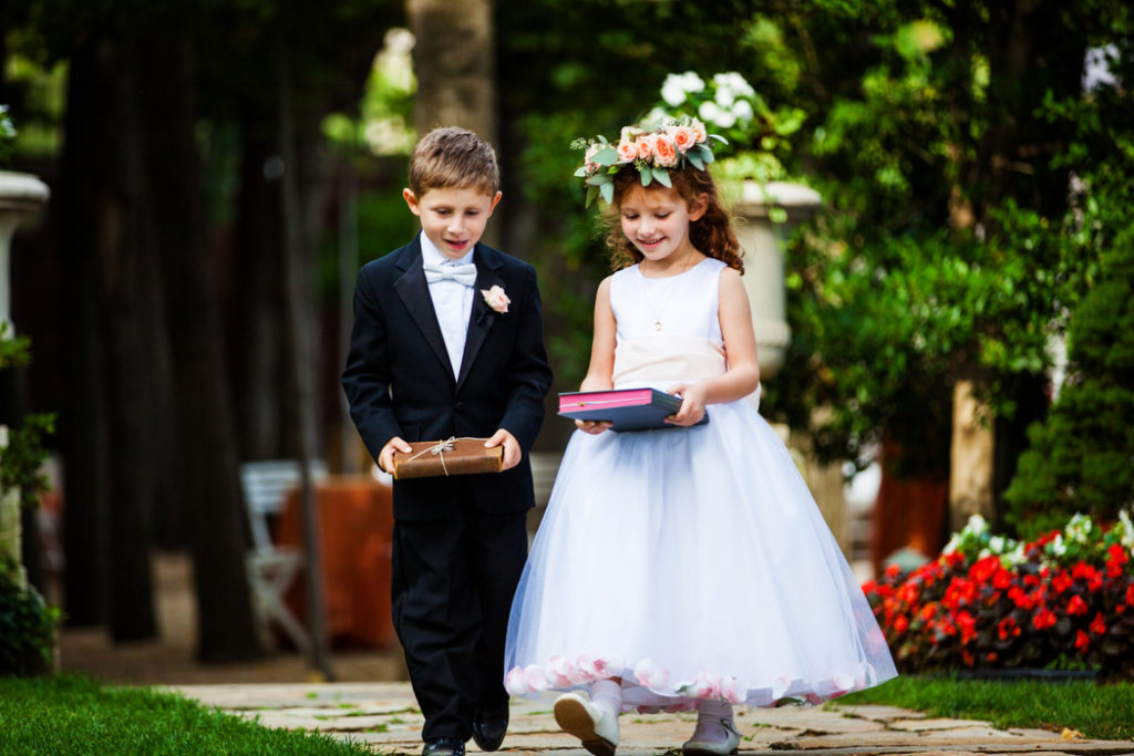 Meridian-House-wedding-flower-girl-ring-bearer-books-theme