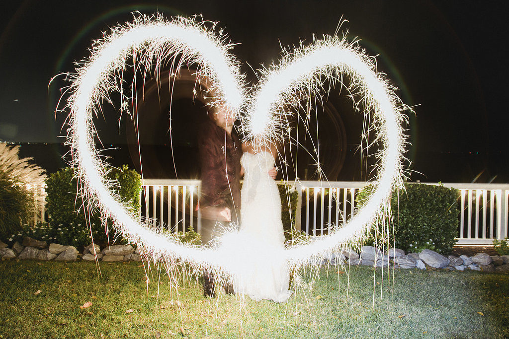 wedding-sparkler-night-photo
