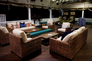 50th birthday party Glen Echo Park AFR outdoor furniture rental