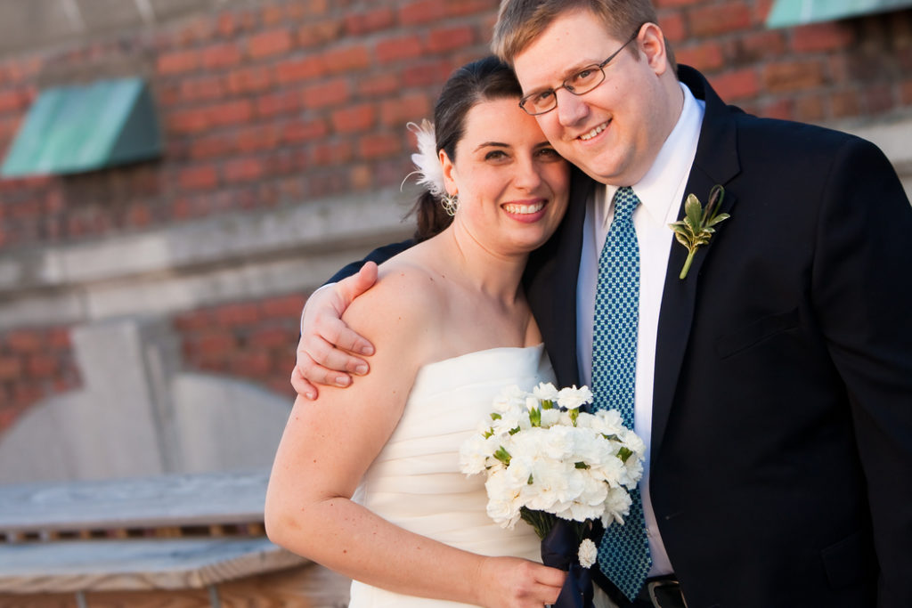 Arlington Va wedding Clarendon Ballroom winter