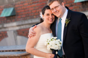 Arlington Va wedding Clarendon Ballroom winter
