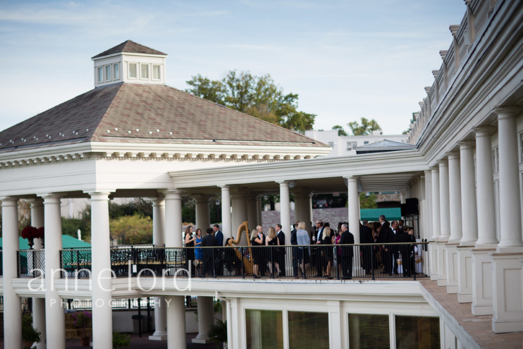 washington golf and country club arlington va wedding cocktails