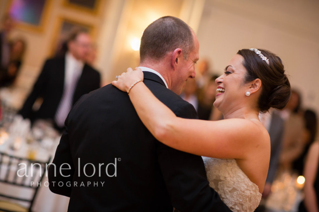 washington golf and country club arlington va wedding first dance