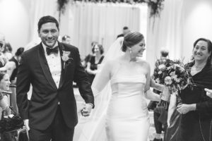 Fairmont Hotel Washington DC fall jewish wedding ceremony kennedy ballroom