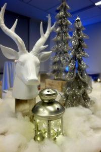 corporate event holiday party washington dc winter wonderland