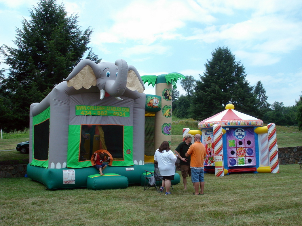 corporate incentive trip charlottesville kids activities