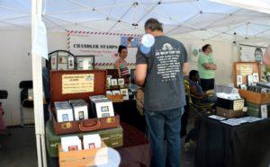 merrifield fall festival 2017 fairfax virginia chandler stamps craft vendor