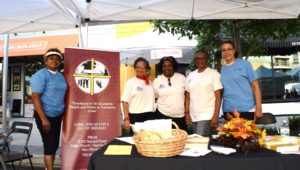 merrifield fall festival 2017 first baptist church of merrifield booth