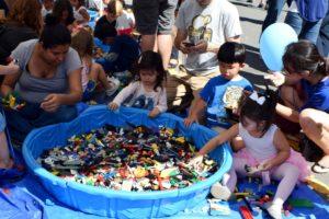 merrifield fall festival 2017 kids legos activity