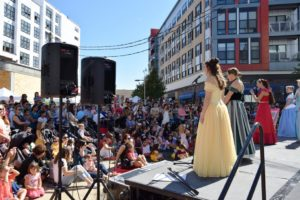 merrifield fall festival 2017 mosaic district vienna singing princesses