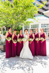 Fairmont-Hotel-Washington-DC-BHLDN-Fleur-Dress-bridesmaids