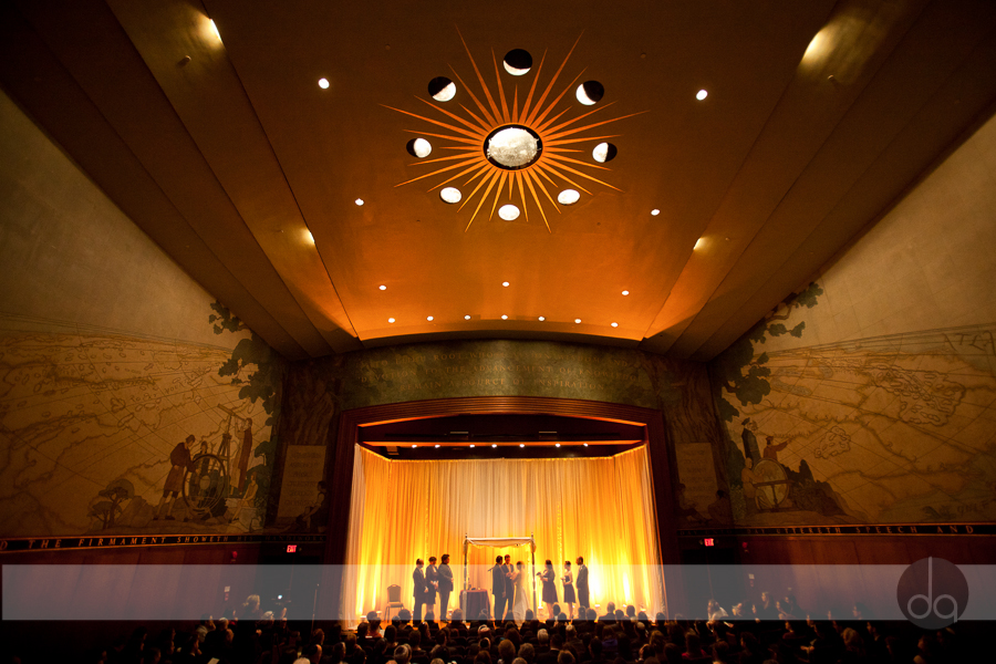 carnegie-institute-of-science-auditorium-wedding-ceremony