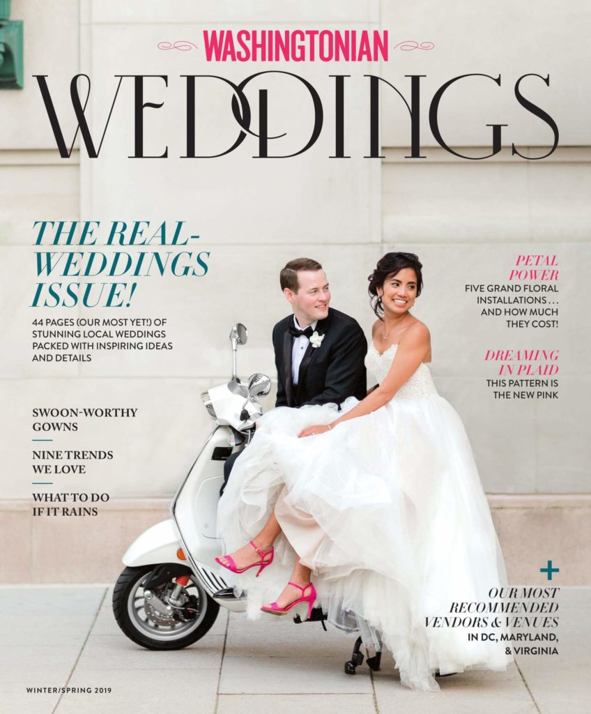 Washingtonian Weddings Spring 2019