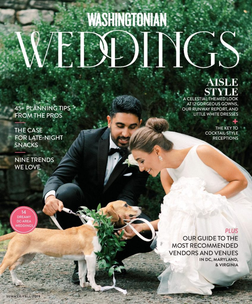 Washingtonian Weddings Summer 2019