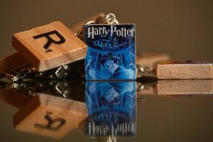 harry potter book charms bridal bouquet handle