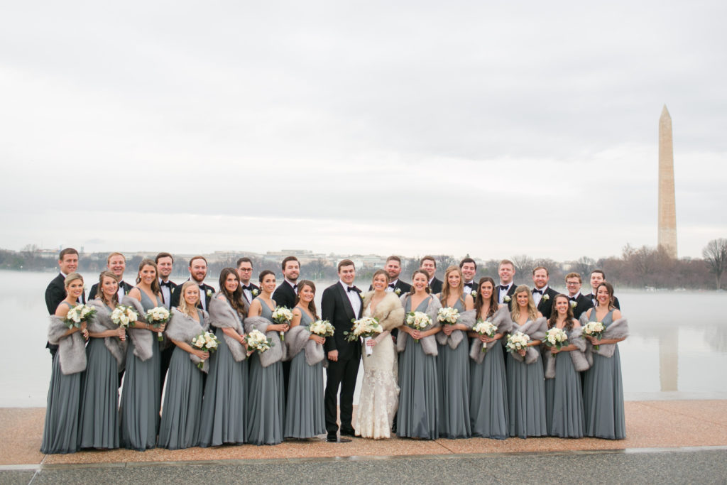 winter_tidal_basin_wedding_party_washington_dc